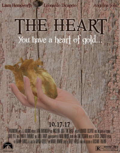 Movie Poster The Heart