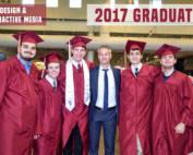 2017 Web Graduates